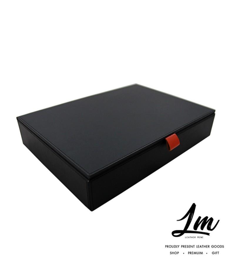 กล่องใส่ของอเนกประสงค์ - สีดำ